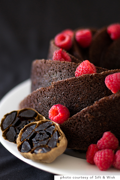 BlackGarlicChocolateCake